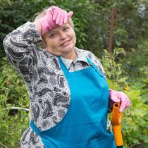 Jak se obléct na zahradku