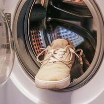 Jak vyprat boty v pračce
