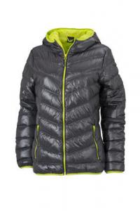 Női könnyű pelyhes kabát JN1059