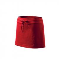 KÜBLER krátke nohavice Activiq piesková/čierna veľ.46, 65% PE/35% BA.