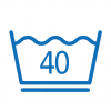 Prát na 40
