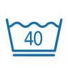 Temperatura maximă a apei 40 ° C