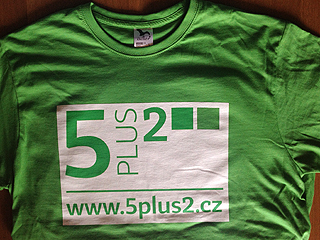 sítotisk 5 plus 2