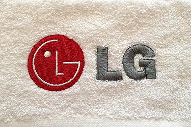 Výšivka LG