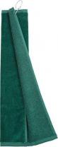 golfový ručník zelený