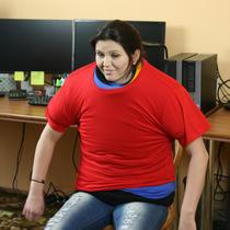 Oblékání triček