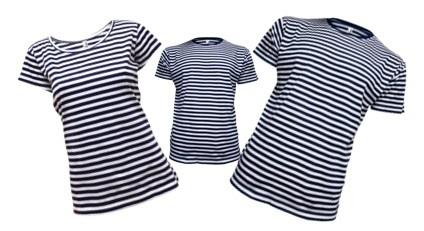 Námořnická trička pro všechny  b86276caac