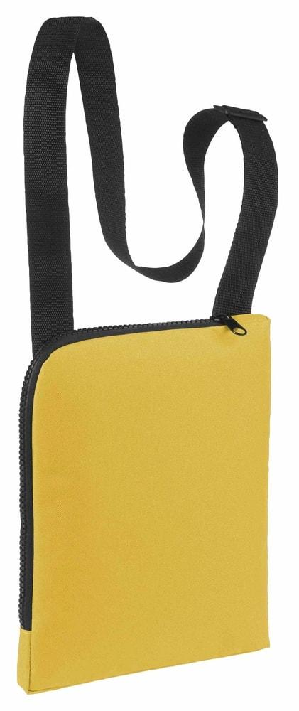 Taška na dokumenty BASIC - Žlutá