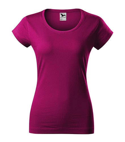 Dámské tričko Viper - Světle fuchsiová | S