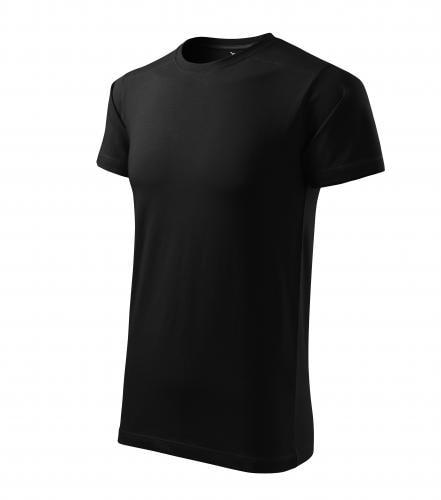 Pánské tričko Action - Černá | M