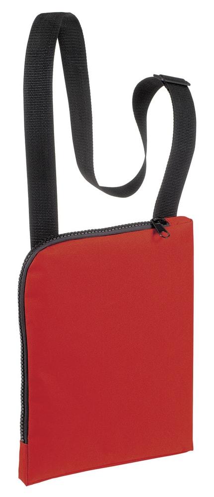 Taška na dokumenty BASIC - Červená