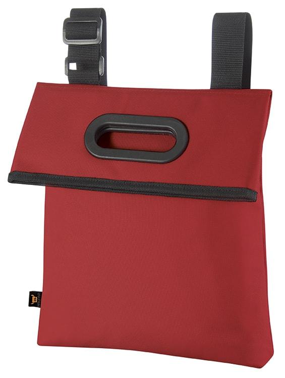 Taška na dokumenty EASY - Červená
