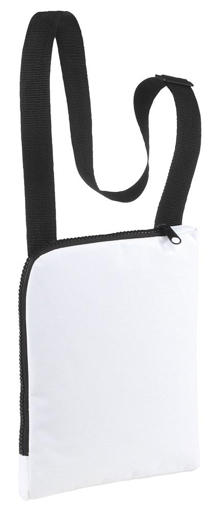 Taška na dokumenty BASIC - Bílá