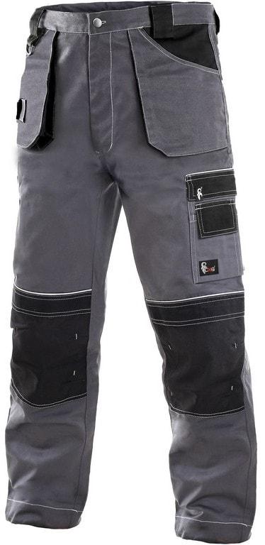 Montérkové kalhoty ORION TEODOR prodloužené - 60-62
