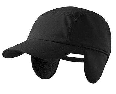Čepice Softshell - Černá | uni