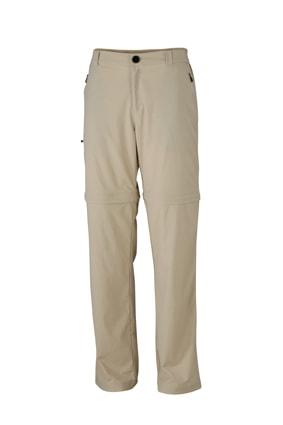 Pánské outdoorové kalhoty 2v1 JN583 - Stone | S