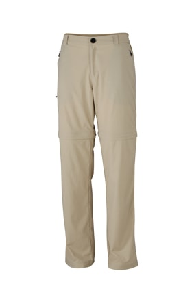 Pánské outdoorové kalhoty 2v1 JN583 - Stone | XXL
