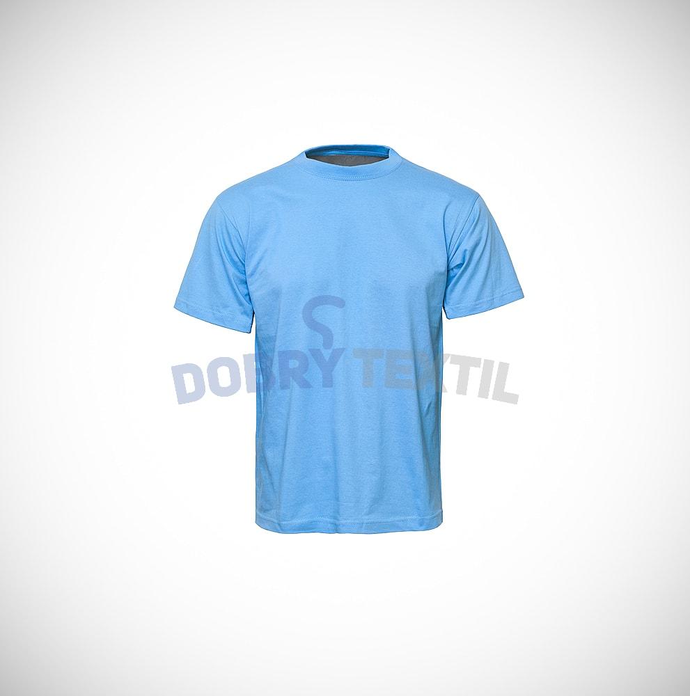 Dětské tričko CLASSIC - Světle modrá | 140