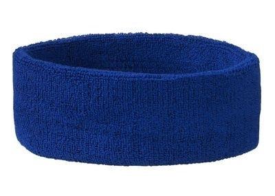 Sportovní čelenka MB042 - Královská modrá