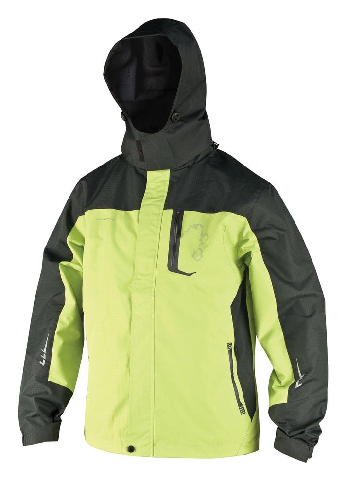 Nepromokavá pánská bunda Felix - Zelená | XL