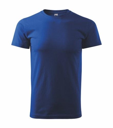 Pánské tričko HEAVY - Královská modrá | XL