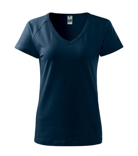 Dámské tričko Dream - Námořní modrá   S