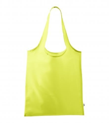 Nákupní taška Smart - Neonově žlutá