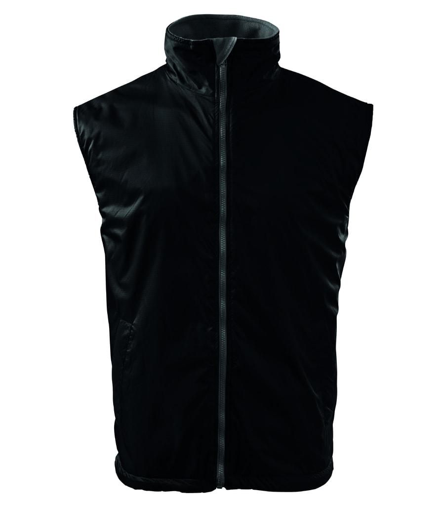 Pánská vesta Body Warmer - Černá | XXL