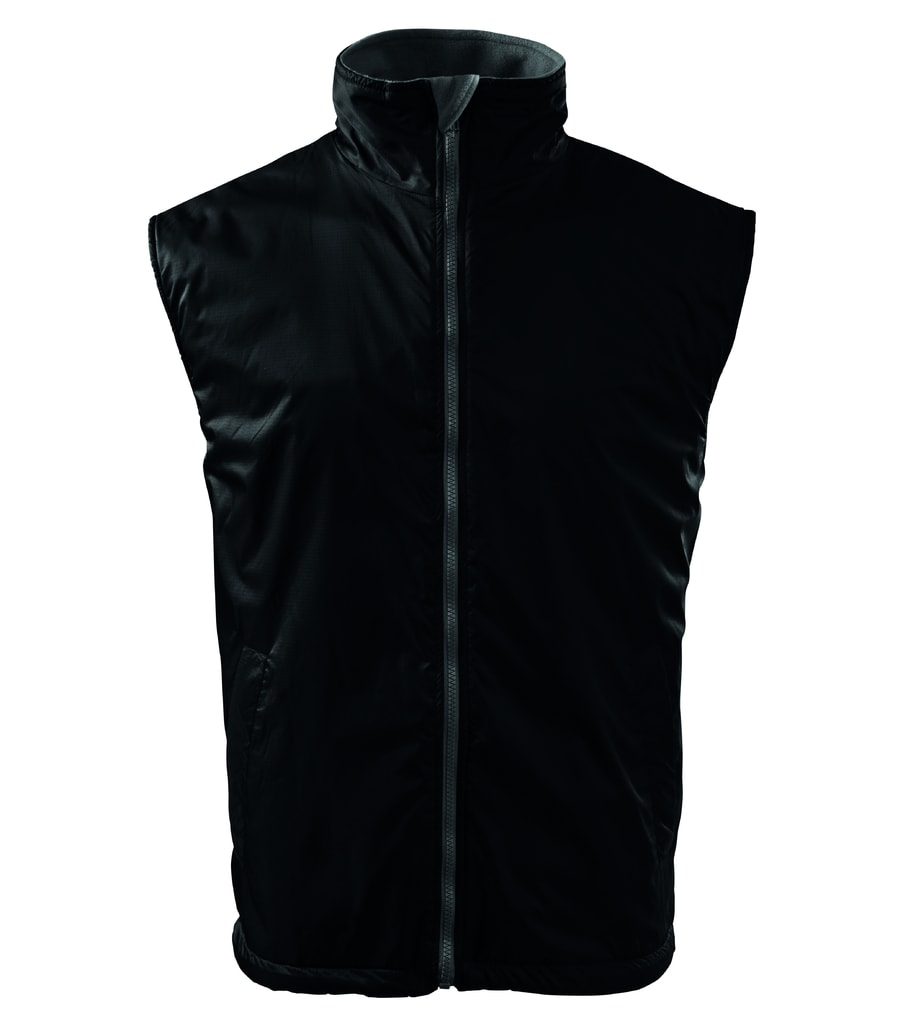 Pánská vesta Body Warmer - Černá | XXXL