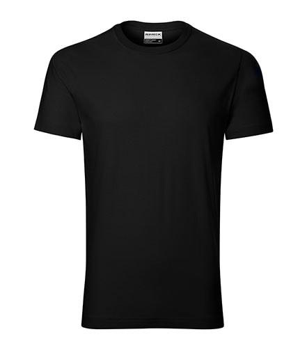 Pánské tričko Resist heavy - Černá | XXXXL