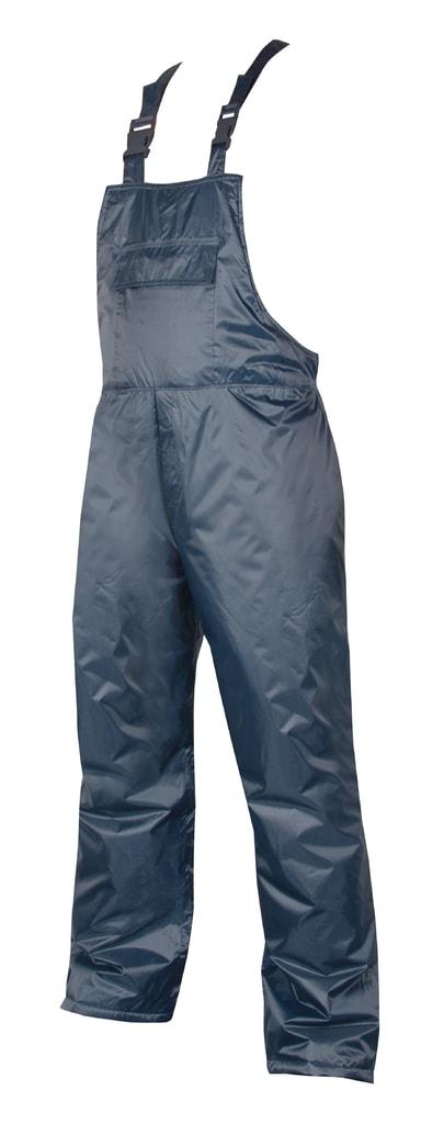 Zimní pracovní kalhoty s laclem BC 60 - M