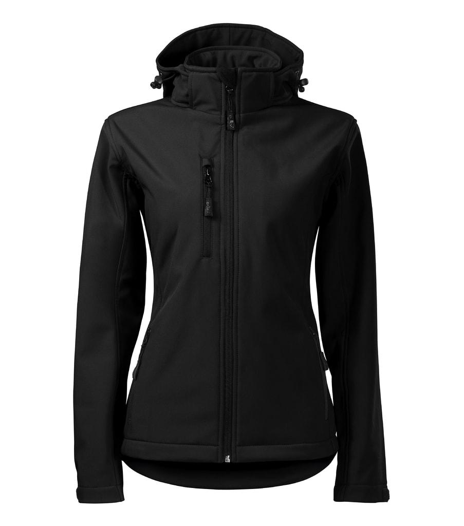 Dámská softshellová bunda Performance - Černá | M