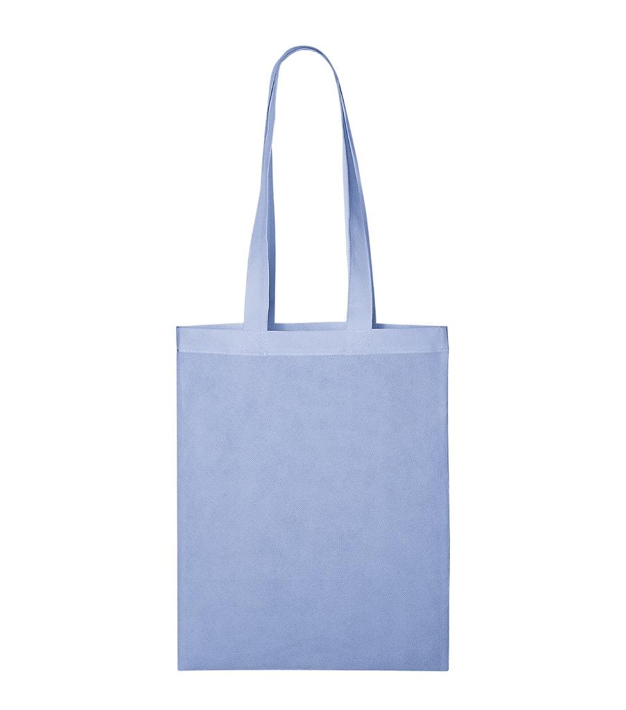 Nákupní taška Bubble - Nebesky modrá | uni