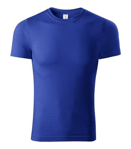 Tričko Paint - Královská modrá | S