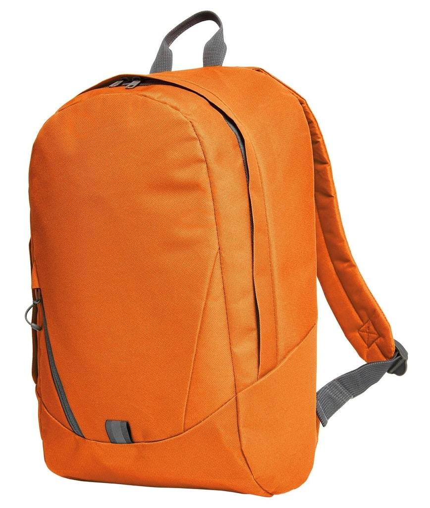 Školní batoh SOLUTION - Oranžová