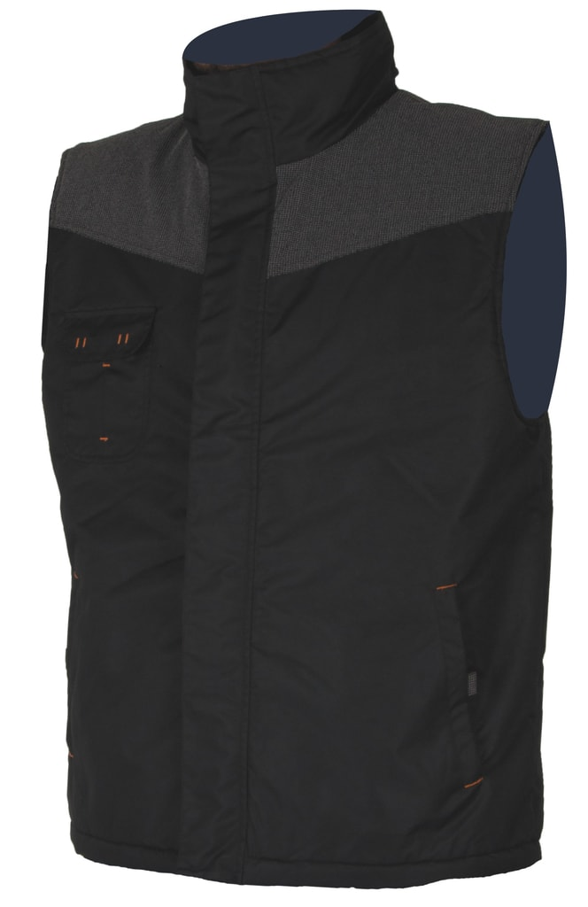Pánská zimní vesta BEN - XXL