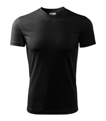 Dětské sportovní tričko Adler Fantasy - Černá | 122 (6 let)