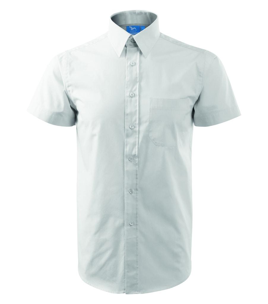 Pánská košile s krátkým rukávem  5d955756b7