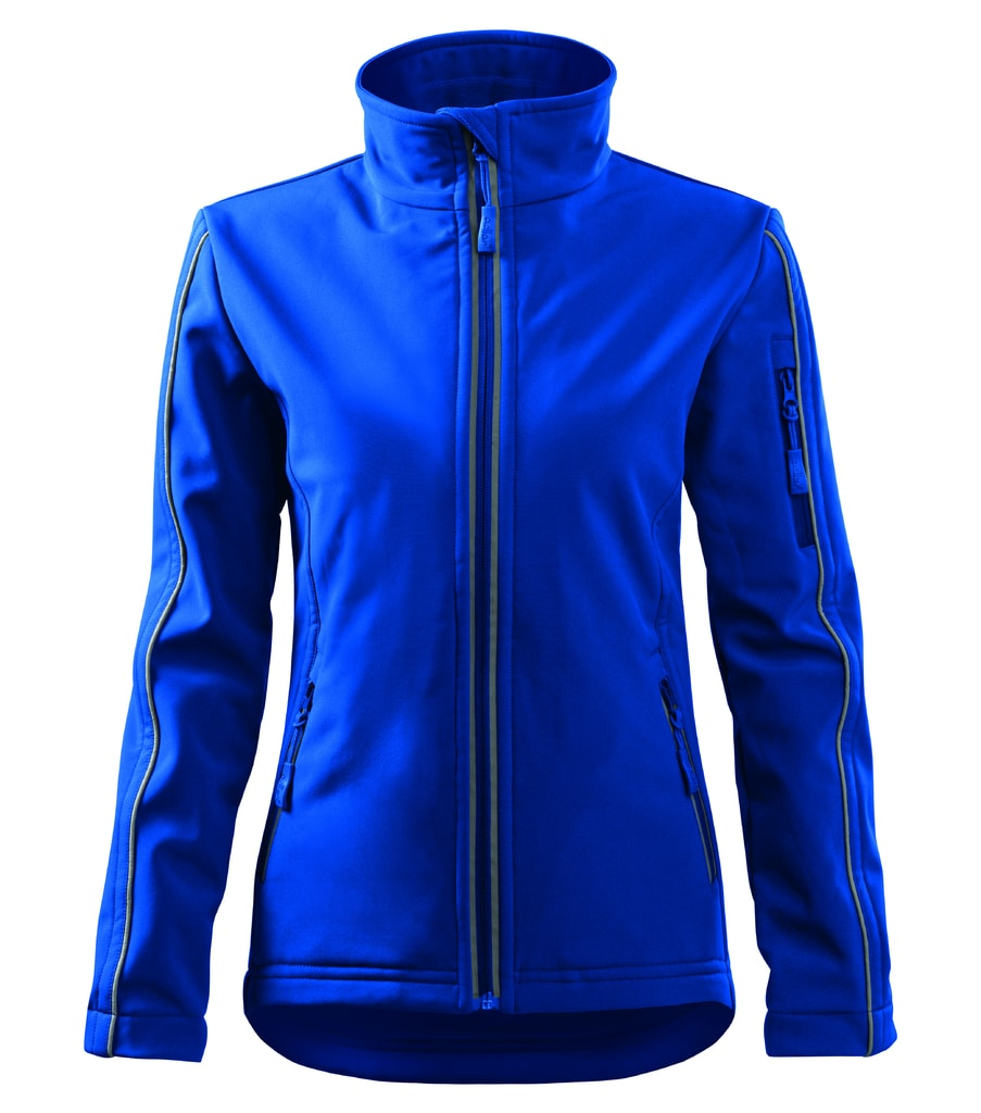 Dámská softshellová bunda Jacket - Královská modrá | XL