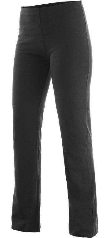 Dámské černé kalhoty IVA - XXL