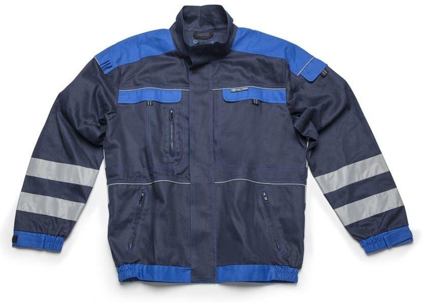 bf9b5147570 ... pracovní blůza COOL TREND Tmavě modrá   světle modrá