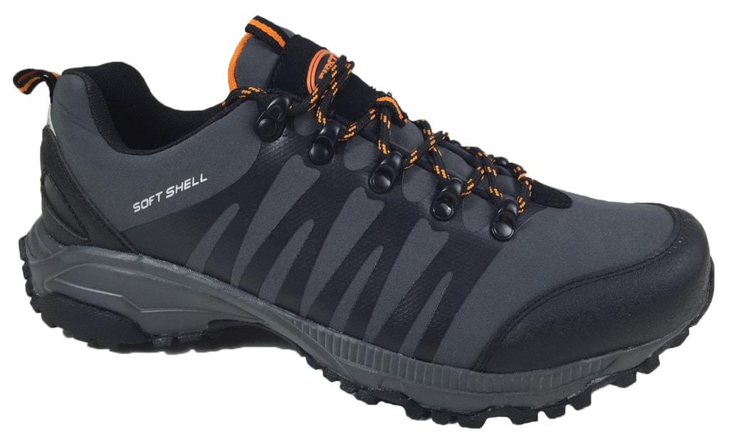 Sportovní softshellová obuv Feet - Šedá | 41