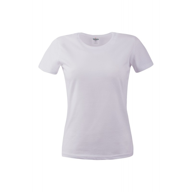 Dámské tričko ECONOMY - Bílá | XXL