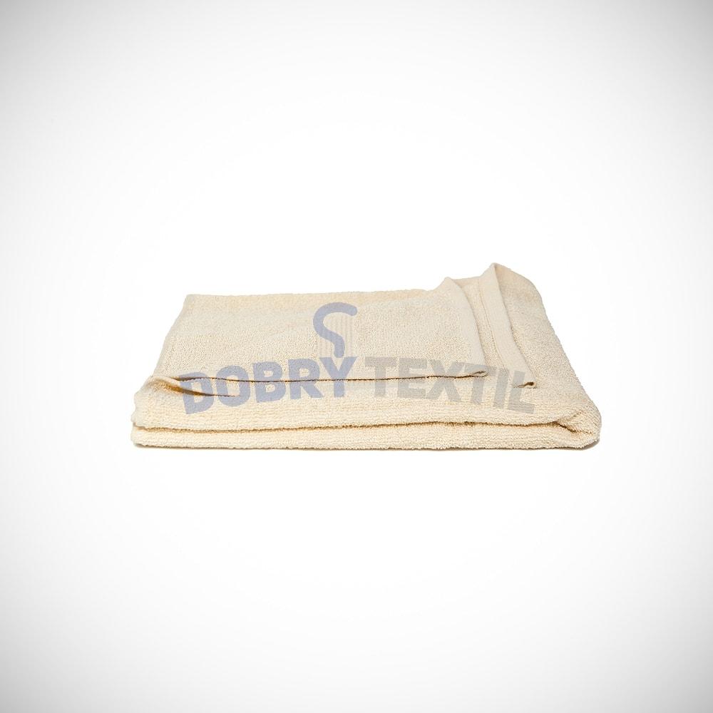 Reklamní ručník 50x100 - Natural | 50 x 100 cm
