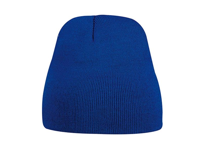 Pletená čepice MB7580 - Královská modrá   uni