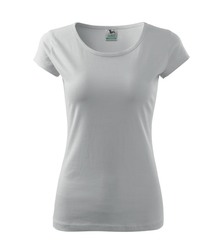 Dámské tričko Pure - Bílá | S
