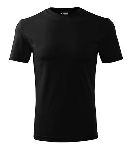 Pánské tričko Classic New - Černá | M