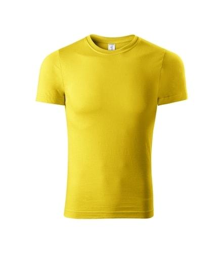 Dětské lehké tričko Pelican - Žlutá | 146 (10 let)