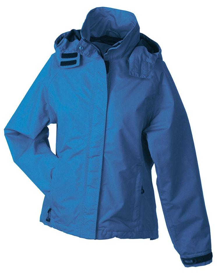 Dámská outdoorová bunda JN1011 - Azurová | L
