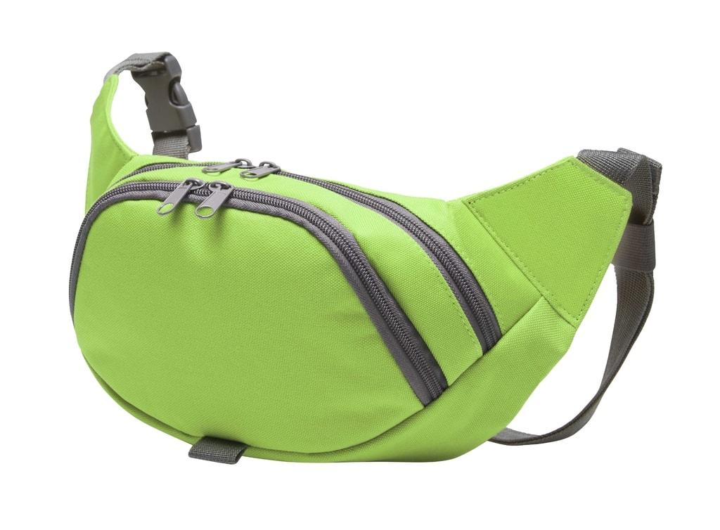 Sportovní ledvinka SOLUTION - Apple green